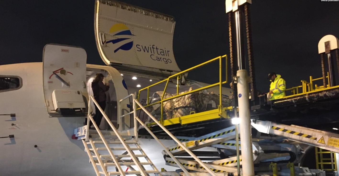 EEUU aprueba 13 vuelos con ayuda humanitaria desde Miami a Santa Clara y Holguín