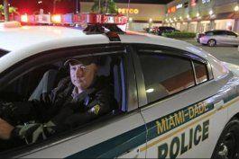 miami dade y la ciudad de miami desplegaran mas policias en las zonas mas violentas