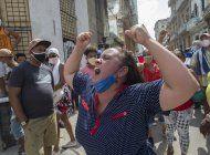 cuba amanece con control policial y sin internet movil