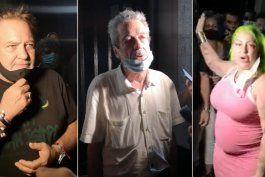 jorge perugorria, fernando perez, leoni torres, la diosa y otros artistas cubanos piden dialogo al gobierno con los jovenes