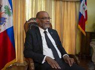 primer ministro: el proximo ano habra elecciones en haiti