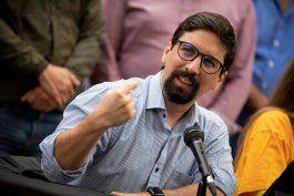 el juez chavista jose mascimino marquez ratifico la medida de prision contra el dirigente opositor freddy guevara