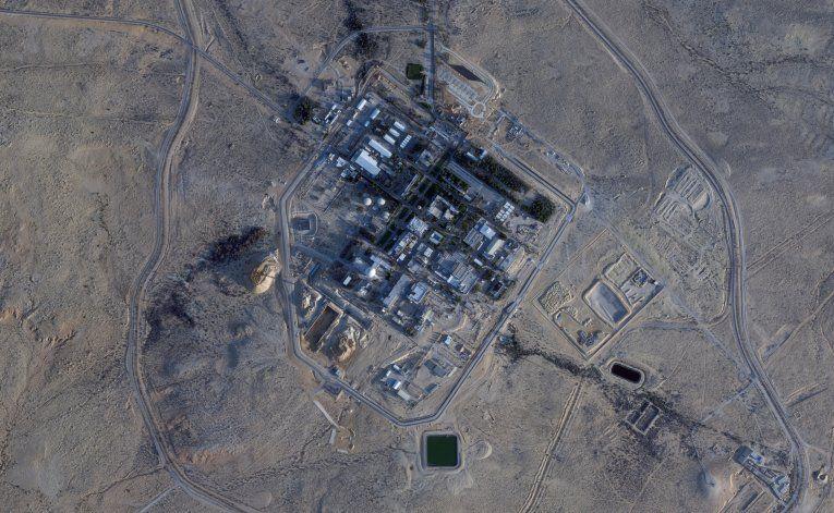 Detectan gran construcción en centro nuclear israelí