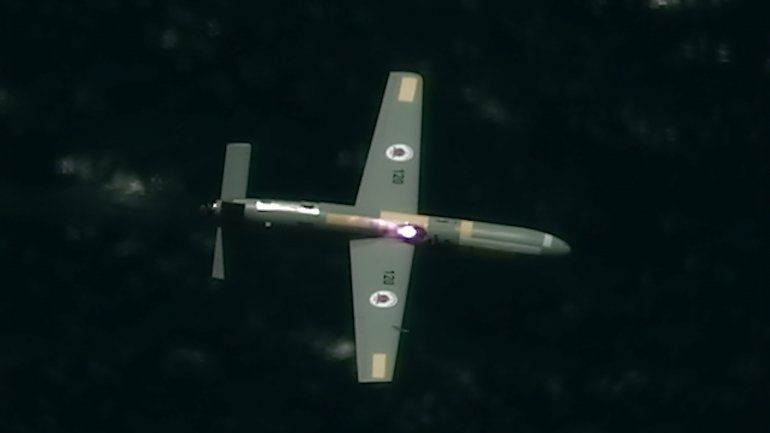Israel prueba con éxito un láser capaz de derribar drones