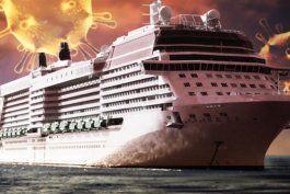 cdc eleva a su nivel maximo el peligro de infectarse de coronavirus en los cruceros