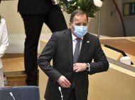 el primer ministro de suecia pierde una mocion de censura