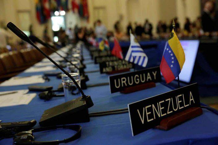 OEA critica la falta de acción de la Corte Penal Internacional ante la crisis venezolana