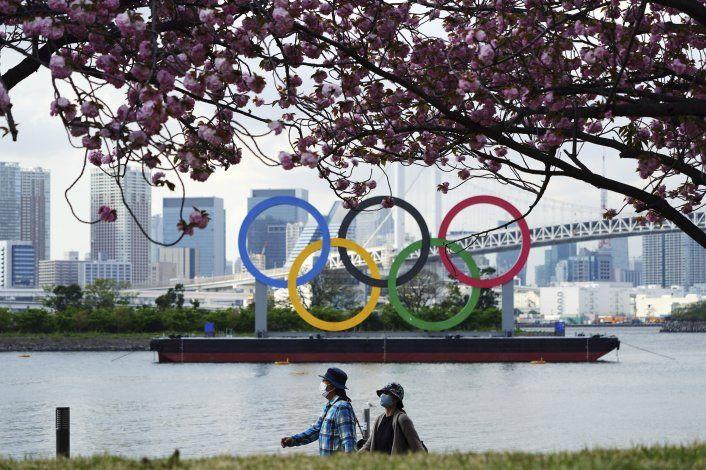 FOTOS: Los Juegos de Tokio empiezan a tomar forma