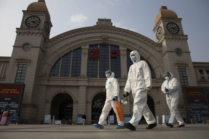 China: expertos OMS visitarán Wuhan el jueves para pesquisa