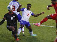 video: el guardameta de haiti marca uno de los autogoles mas ridiculos de las eliminatorias del mundial de catar