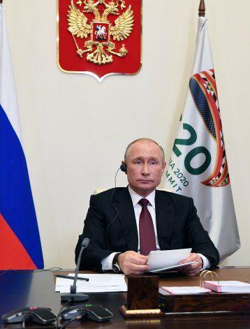 Putin sigue sin felicitar a Biden