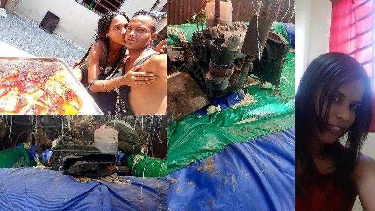 Desaparecidos manifestantes del 11J que se lanzaron al mar huyendo de la Policía en Cuba