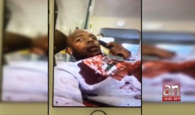 Sensibles imágenes de últimos minutos de vida de cubano de Miami acusado de asesinar a su esposa y suegra