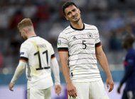 con autogol, francia somete a 1-0 a alemania en la euro