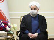 ruhani: enriquecer uranio al 60% es respuesta a la maldad