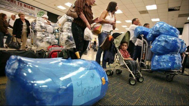 Más de 600 maletas en espera: American Airlines tiene problemas con el equipaje de los vuelos Miami-Cuba