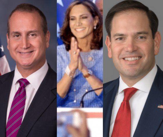 Senadores y congresistas cubanos americanos apoyan el regreso de Cuba a la lista de Países que Patrocinan el Terrorismo