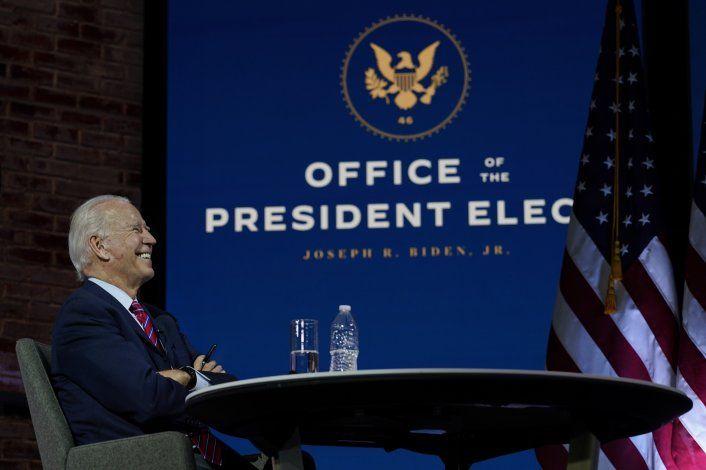Agencia determina triunfo de Biden y autoriza transición