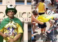 famoso fanatico del futbol en cuba detenido en bauta por las protestas en la isla