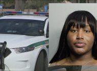 mujer transgenero arrestada despues de drogar a un hombre y luego robarle