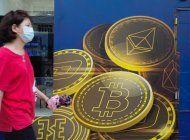 bancos en china prometen acatar prohibicion de bitcoin