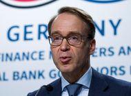 renuncia presidente del bundesbank luego de 10 anos