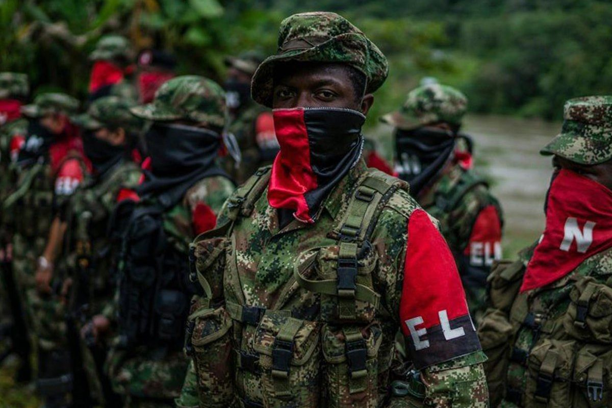 mas de 10.000 guerrilleros de colombia tienen influencia en departamentos fronterizos con venezuela