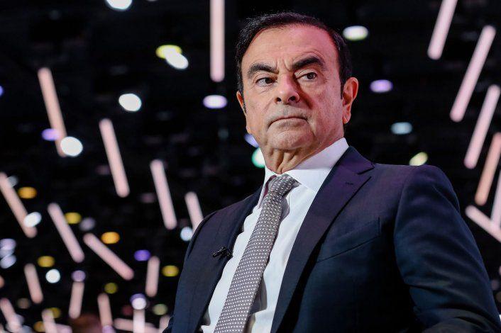 Tokio: La justicia condenó a prisión a dos estadounidenses que ayudaron en la cinematográfica fuga de Carlos Ghosn
