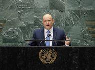 asamblea onu: israel pide a paises unir fuerzas contra iran