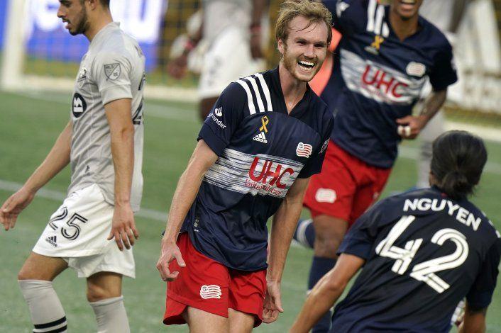Kessler anota 1er gol en la MLS; Revolution vence a Impact
