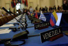 la oea condena la detencion ilegal de dos barcos guyaneses por parte de venezuela y exige su liberacion