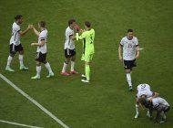 euro: alemania golea a portugal 4-2 en grupo f