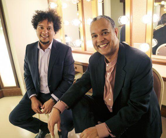 La música une a dos hermanos cubanos separados físicamente