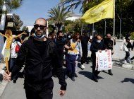 chipre: piden retirar cancion demoniaca de eurovision