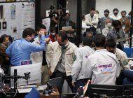 japon espera el regreso de sonda con muestras de asteriode