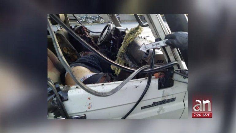 Enfrentamiento entre secuestradores y policías aterrorizaron a residentes de Caracas, Venezuela