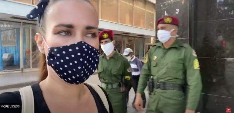 Seguridad del Estado obliga a Youtuber cubana a borrar un video