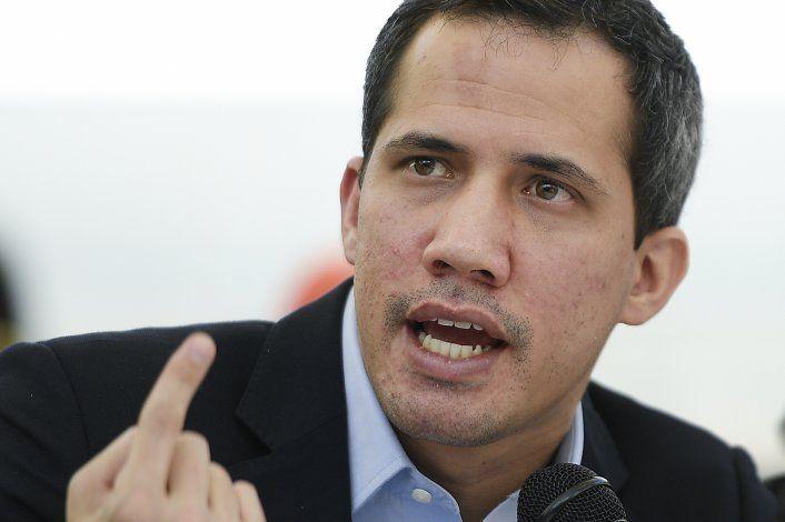 Guaidó propone negociar con gobierno de Maduro en Venezuela