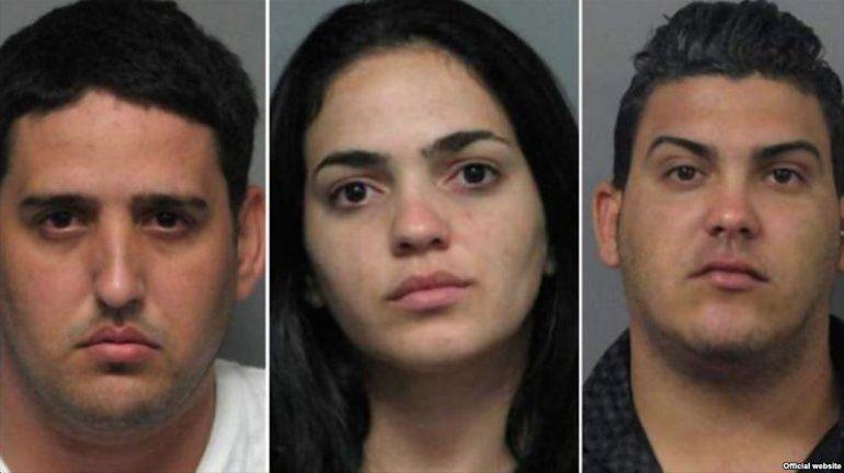 Falsificadores de tarjetas que naufragaron al huir a Cuba se declaran culpables