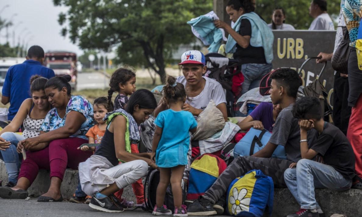 colombia quiere cerrar 2021 con un millon de venezolanos regularizados