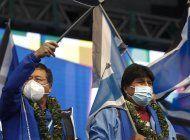 bolivia: evo morales evalua a su partido tras reveses