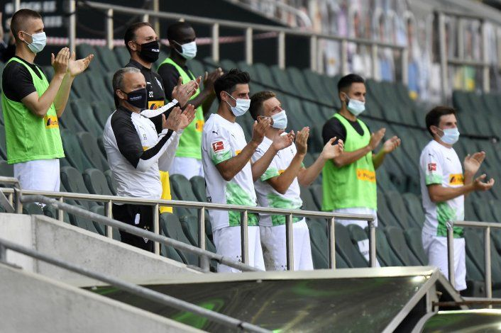 Repunte del virus en la Bundesliga tras parón internacional