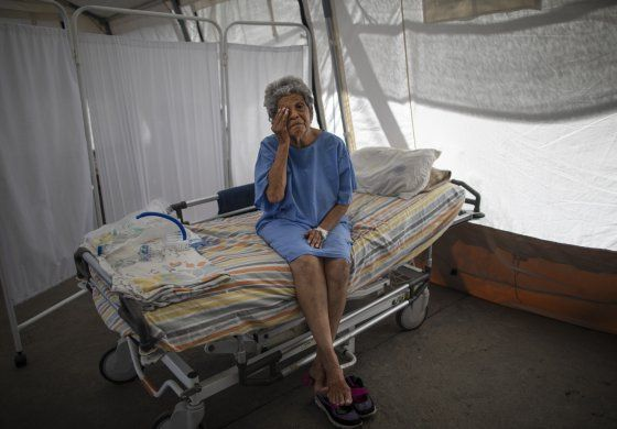 Médicos Sin Fronteras se retira de hospital en Caracas