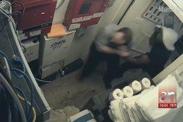 arrestan en pennsylvaniaa hombre que propino brutal golpiza a gerente de hotel en southbeach