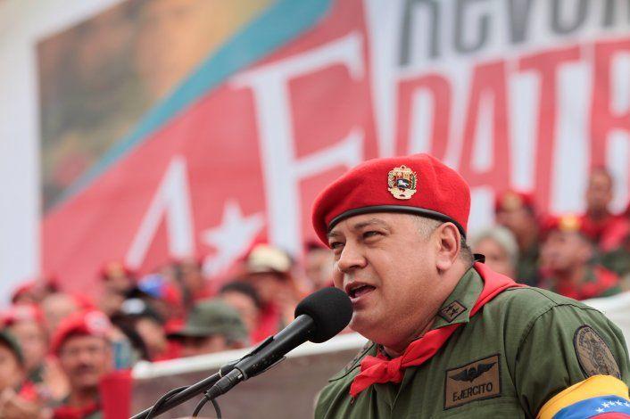 Reaparece vía telefónica, Diosdado Cabello tras dar positivo por Coronavirus