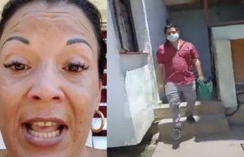 Me tiró al piso, me dio golpes, Humberto López agrede a exfiscal cubana Yeilis Torres por filmarlo en casa de amante