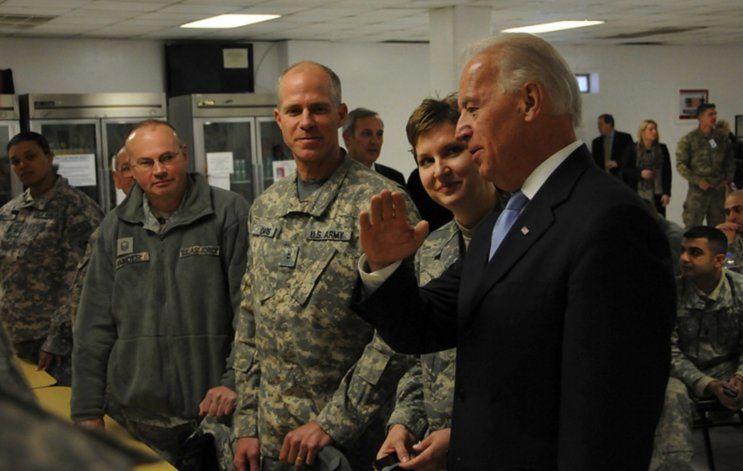 Biden anuncia la salida de EEUU de Afganistán y reconoce que la razón para permanecer allí es cada vez más confusa