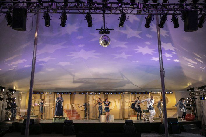 Musical Godspell celebra su 50 aniversario