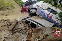 huracan iota causa destruccion en honduras y nicaragua