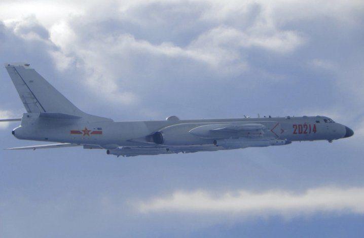 China envía 18 aviones militares cerca de Taiwán